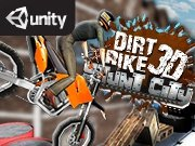play Dirt Bike 3D: Stunt City