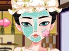 play Cherry Blossom Makeover