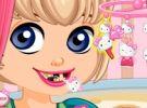 play Hello Kitty Dental Crisis