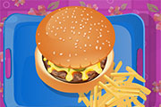 play Fast Food Burger