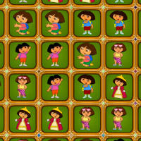 play Dora Messy