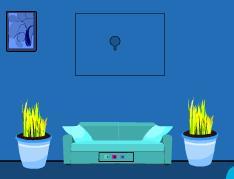 play Blue Bedroom Escape
