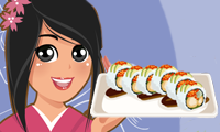 Smocze sushi (Dragon Roll Sushi)