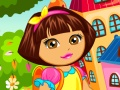 play Dora Goes To School