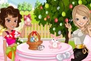 play Zoe & Lily: Easter Joy