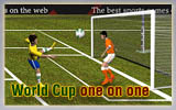 World Cup 2014 1 On 1 game