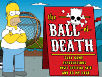 play The Simpsons Ball Of Death