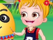 play Baby Hazel Easter Fun