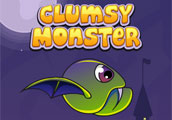 play Clumsy Monster