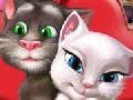 play Tom Cat Kissing