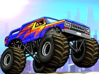 Monster Truck Smash game
