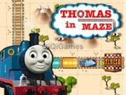 play Thomas In Maze