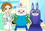 play Finn Eye Doctor