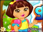 play Dora Goes To School