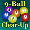 play 9-Ball Clear-Up (Pool)