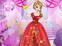 play Princess At The Ball