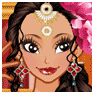 play Indian Dancer Makeover