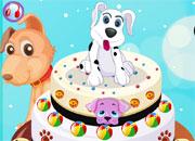 play My Doggys Birthday Cake