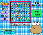 play Pou Bejeweled