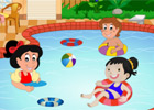 play Childrens Swimming Pool Decor