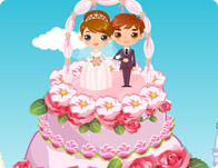 play Rose Wedding Cake 2