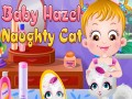 play Baby Hazel: Naughty Cat