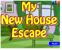 play My New House Escape