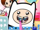 play Finn Dentist