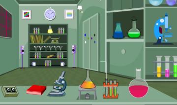 play Escape From Chemistry Lab - Escape Puzzle Game | Theescapegames.Com