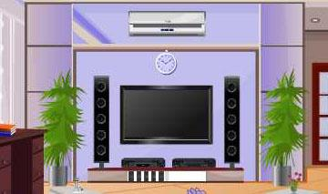 play Tv Room Escape Game | Theescapegames.Com