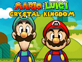 play Mario And Luigi Crystal Kingdom