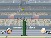 play Sports Heads: Tennis Open