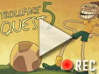 play Trollface Quest 5 Walkthrough