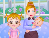 play Baby Hazel Sibling Trouble