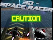 play 3D Space Racer