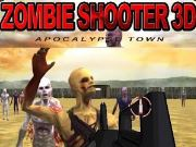 play Zombie Shooter 3D Apocalypse