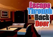 play Escape Through Back Door