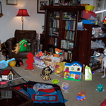 play Hidden Objects-Messy Room