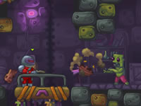play  Zombotron