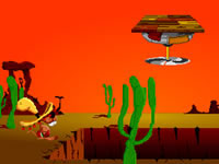 play  Tamale Loco : Rumble In The Desert I