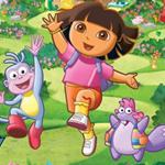 play Hidden Numbers-Dora