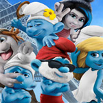 play The Smurfs-2 Hidden Letters