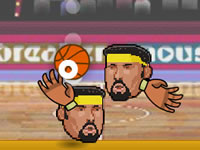 play Sports Heads - Basketball