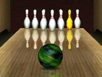 play  3D Bowling