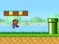play Super Mario Bros - Star Scramble 2