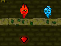 play Fireboy And Watergirl 3 - In The Forest Temple