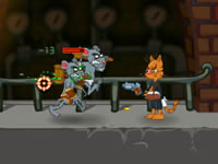 play Zombies Mice Annihilation