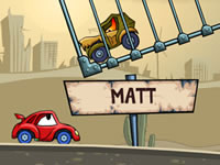 play Car Eats Car 2 - Mad Dreams