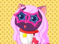 play  Cute Cat Dress Up