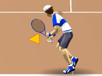 Play Yahoo tennis Game